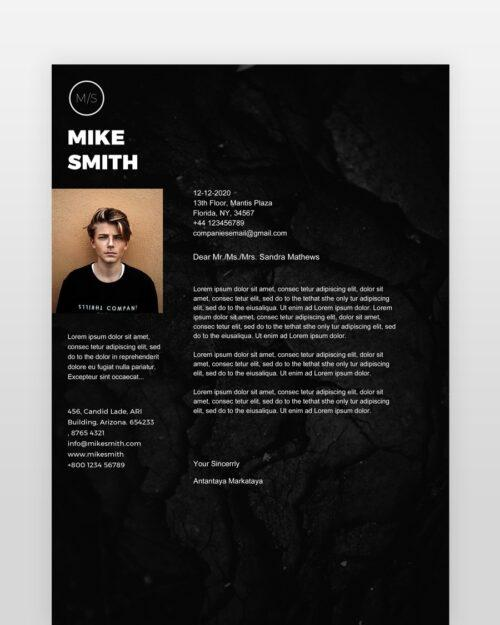 Black-Designer-Resume-Template_cl - by printableresumes.com