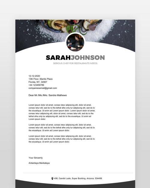Cheff-Resume-Template_cl - by printableresumes.com