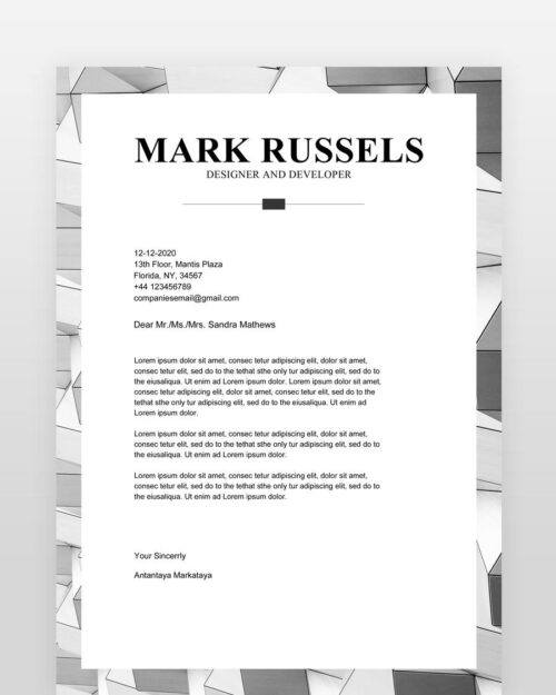 Clean Professional Resume_cl - by printableresumes.com