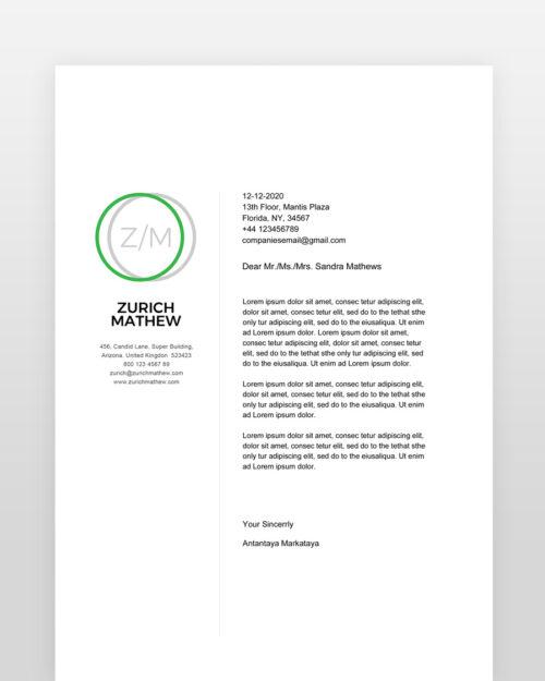 Clean-Simple-Resume-Template_cl - by printableresumes.com