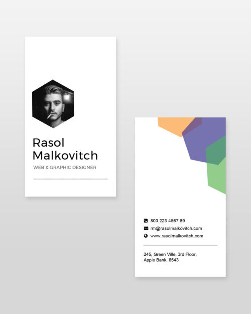 Clean-Web-Designer-Resume_bc - by printableresumes.com