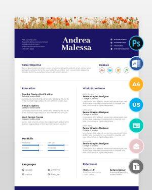 Colorful-Designer-Resume2 - by printableresumes.com