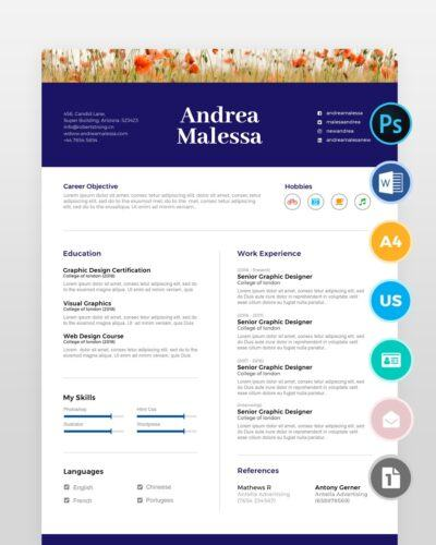 Colorful-Designer-Resume2 - by printableresumes.com