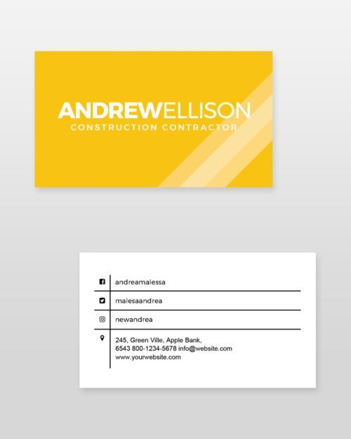 Construction-Resume-Template_bc - by printableresumes.com