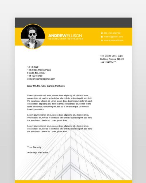 Construction-Resume-Template_cl - by printableresumes.com
