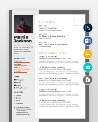 Creative-Designer-Resume-Template2 - by printableresumes.com
