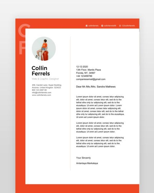 Experienced-Designer-Resume-Template_cl - by printableresumes.com