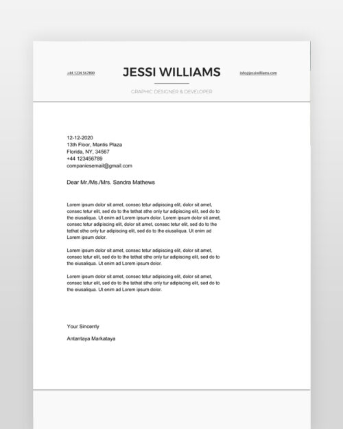 Experienced-Web-Designer-Resume_cl - by printableresumes.com