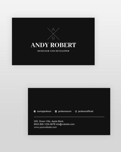 Minimal-Designer-Resume-Template_bc - by printableresumes.com