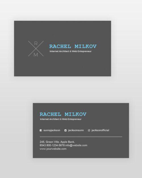 Minimal-Designer-Resume_bc - by printableresumes.com