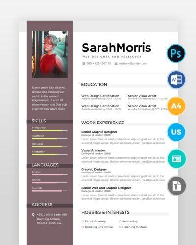 Modern-Designer-Resume-Template2 - by printableresumes.com