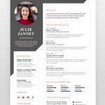 Multi Purpose Resume Template - by printableresumes.com