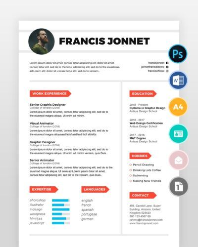 Professional-Designer-Resume2 - by printableresumes.com