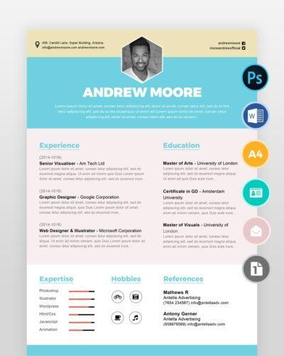 Professional-Resume-Template2 - by printableresumes.com