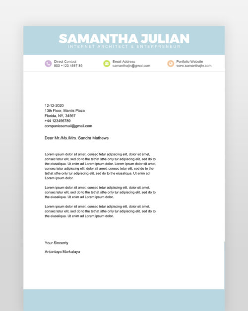 Simple-Accountant-Resume-Template21 - by printableresumes.com