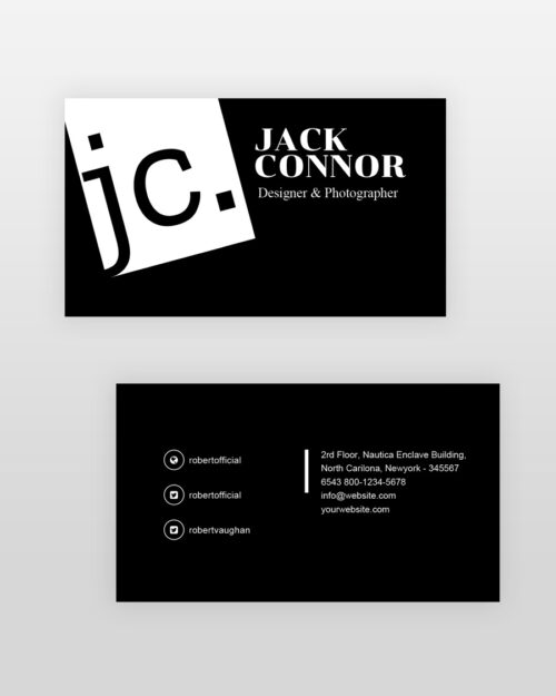 Simple-and-Clean-Resume-Template_bc - by printableresumes.com