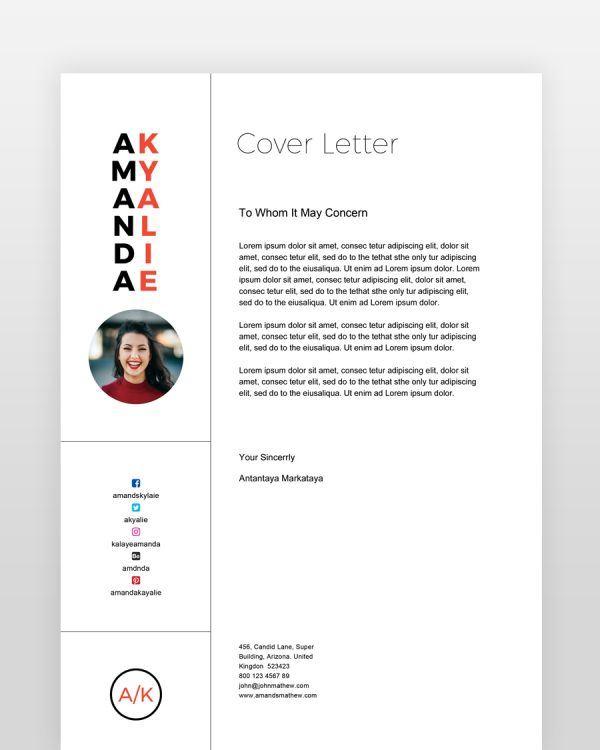 Clean-Professional-Minimal-Resume_ - by printableresumes.com