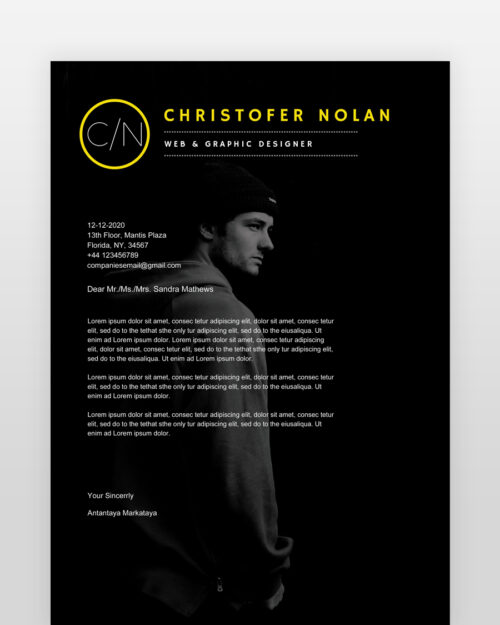 Experienced-Web-Designer-Resume - by printableresumes.com