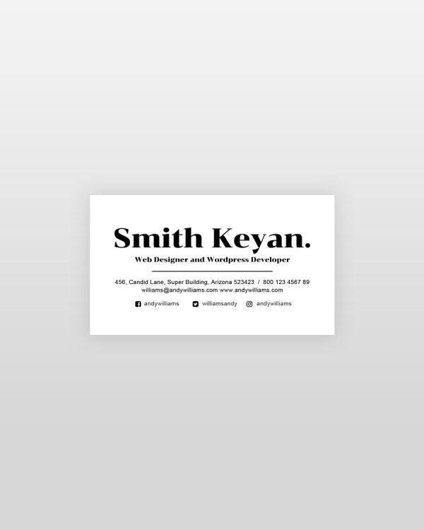 Minimal-Professional-Resume - by printableresumes.com