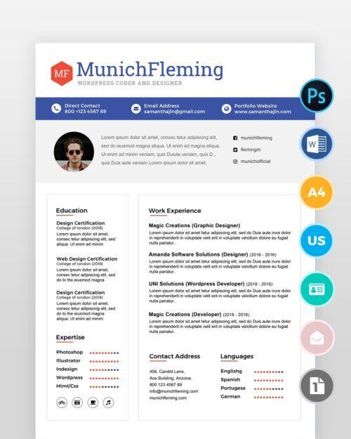 Minimal-Software-Engineer-Resume - by printableresumes.com