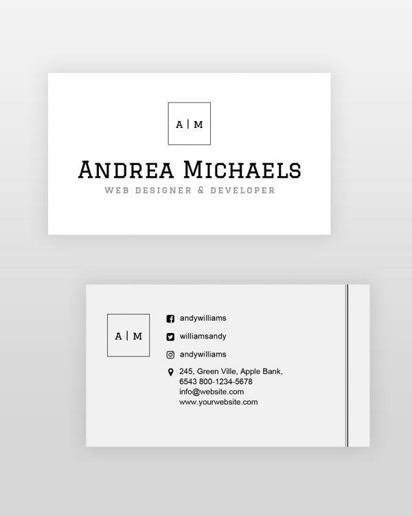 Professional-Lined-Resume-Template_ - by printableresumes.com