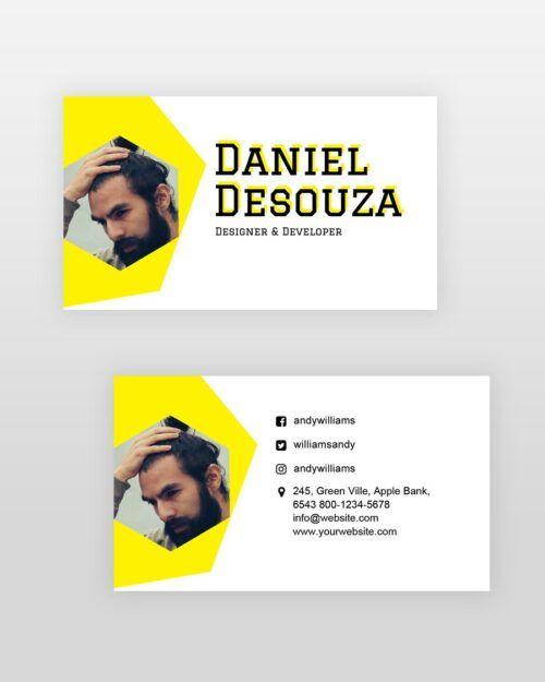 Simple-Designer-Resume-Template_ - by printableresumes.com