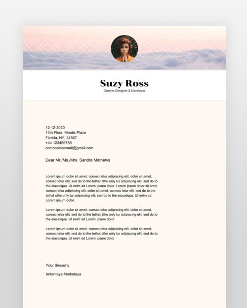 Teacher-Blogger-Resume-Template - by printableresumes.com