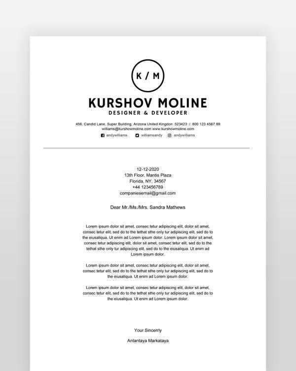 Two-Page-Designer-Resume_c - by printableresumes.com