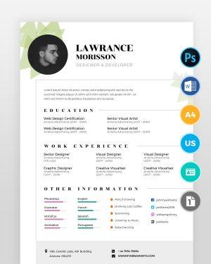 Web-Designer-Resume2 - by printableresumes.com