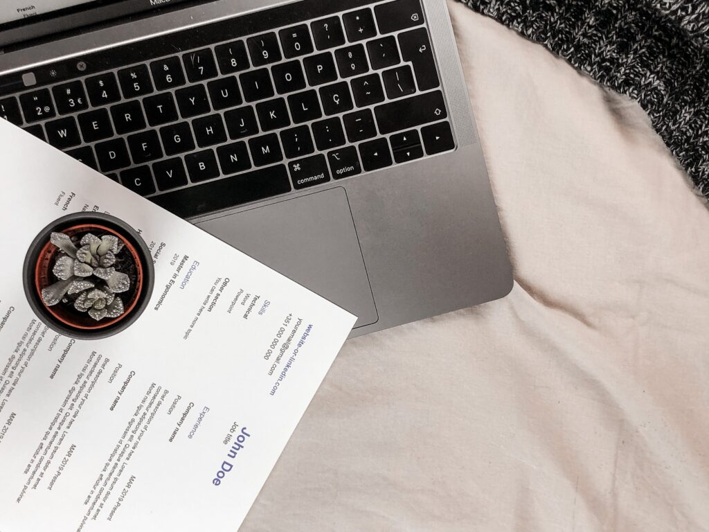 Everything you need to know about your resume